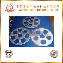 Multi function stamping parts of 304 stainless steel metal sheet