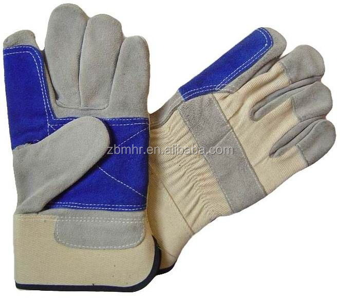 Brand MHR industrial welding gloves reinforced bruce lee glove