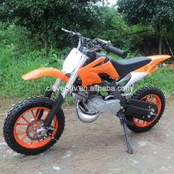 New Design Off Road Dirt Bike Mini Moto 49cc Pit Bike with Alloy Filter