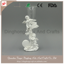 Factory OEM Design Resin Figurines Artificial Baby Angel Sculpture