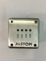 OEM high quality aluminum die casting front cover for camera