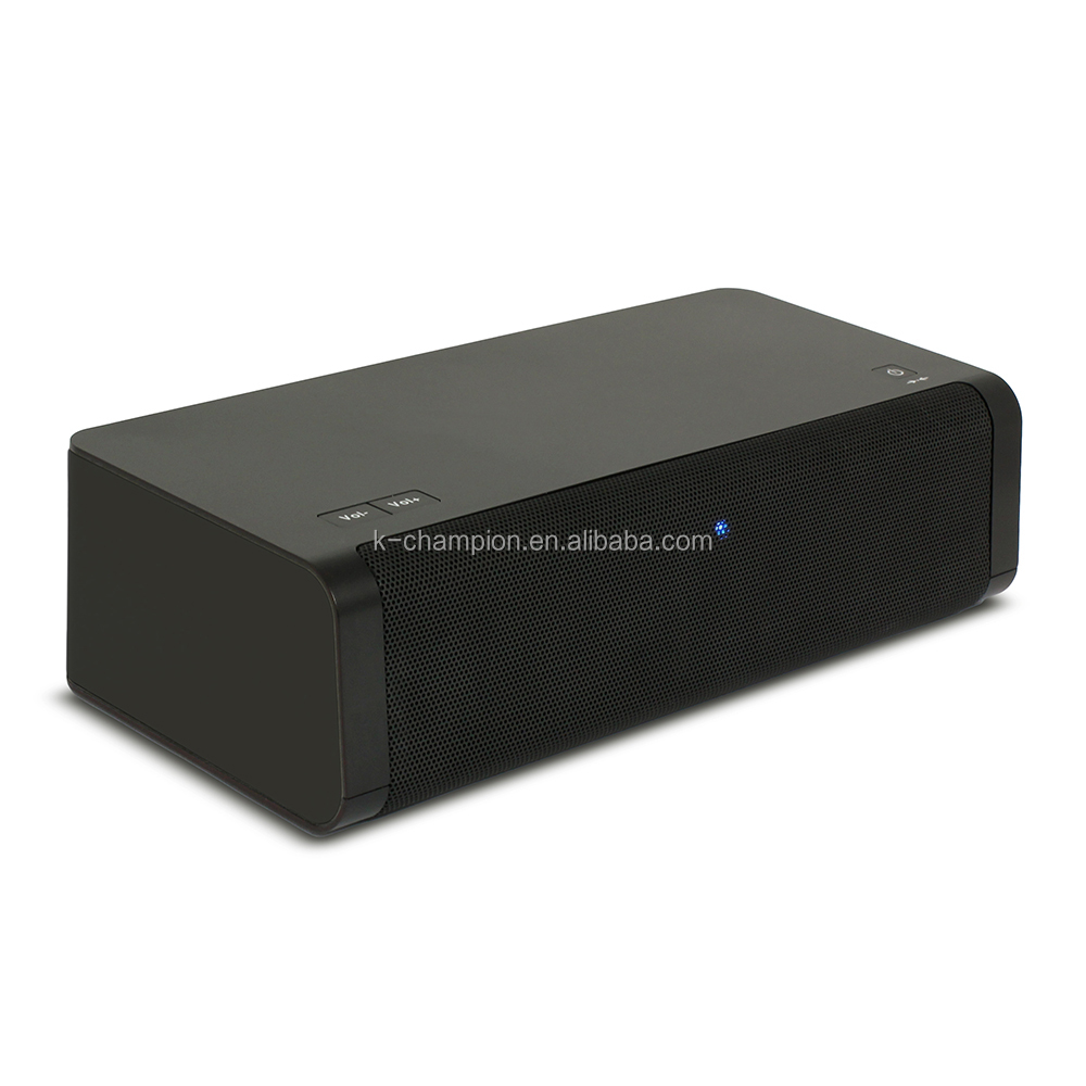 Stereo Wireless WiFi Connection Desktop Speaker Bluetooth
