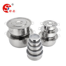 Cheap Cooking Pot Set Cookware / Stainless indian Pot