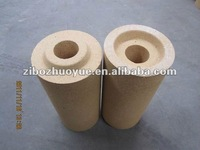 Sleeve brick for casting steel,tube brick,Cylinder brick