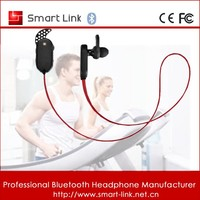 professional sport wireless headset bluetooth headphone running
