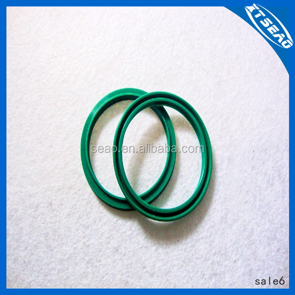 Auto Hydraulic Cylinder Piston Oil Seals Uhs PU Dust Seal.