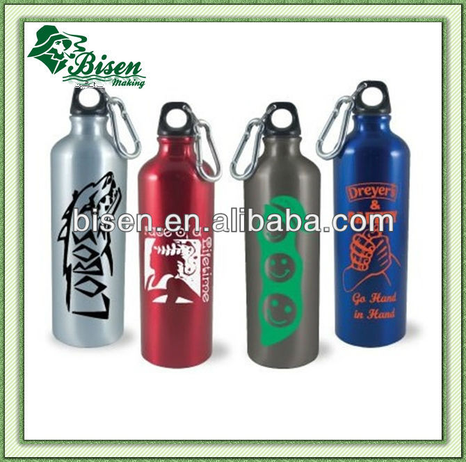 Cheap Drink Sports Aluminium Water Bottle/ BPA free eco friendly