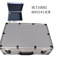 YIwu factory direct sell with lock carry case aluminium tool case