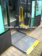 WL-STEP Series Power Hydraulic Wheelchair Lift for Bus