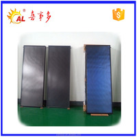 High efficiency pressurized solar flat collector heating panel price
