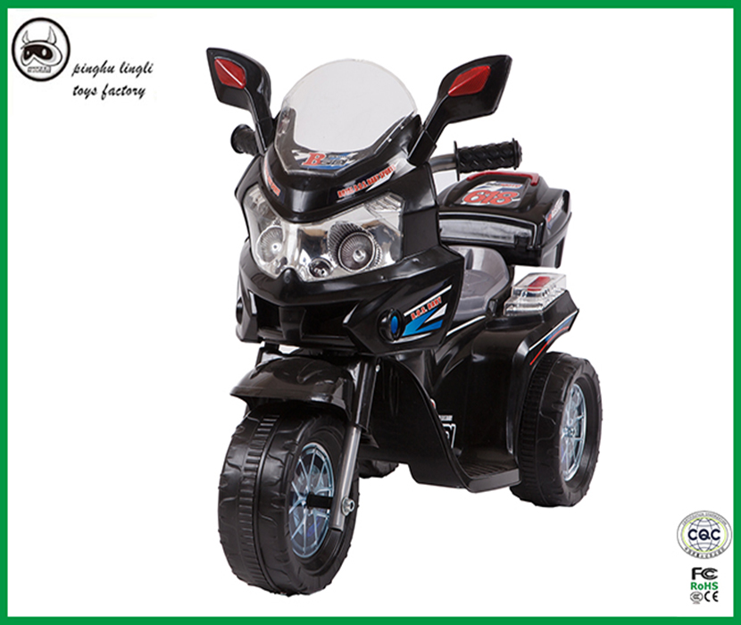The Model LL618 Pinghu Lingli children car with electric, baby motorcycle