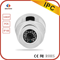 China manufacturer OEM CE rohs POE IP66 CCTV dome hd 1080p 2mp IP Camera price list