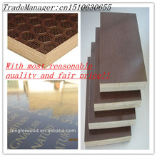 Black brown 12mm 15mm 18mm film faced plywood with CE FSC CARB