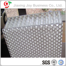 anti-slip Fiberglass polypropylene honeycomb sandwich panel