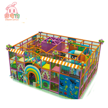 2017Hot sale kids nature park game playground facilities for sale