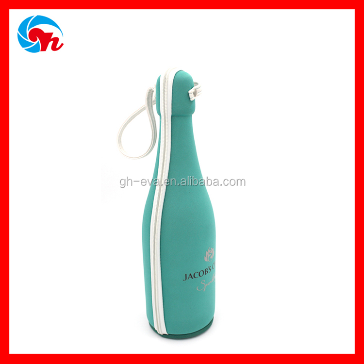 TOP Selling OEM EVA Wine Bottle Carrying case for Champagne