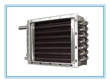 Coil tube heat exchanger for feed drying machine can OEM