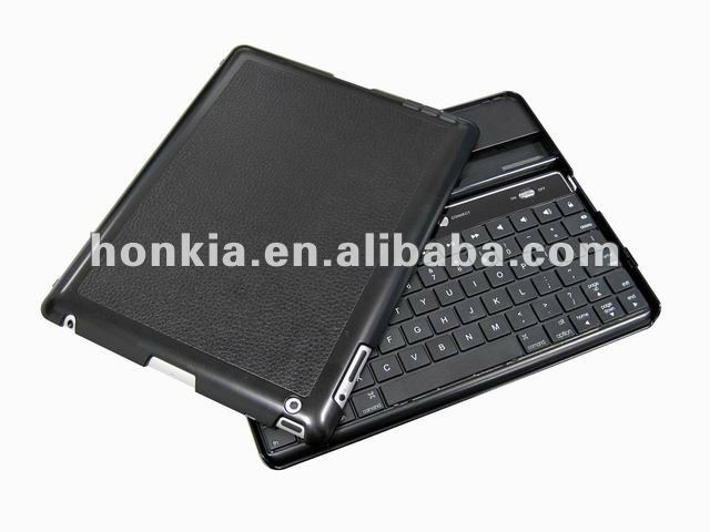 Bluetooth keyboard with durable cover special designed for ipad2