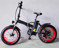 Black Folding Electric bike bicycle easy take, Ebike