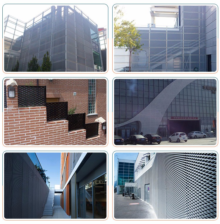 Price of chinese aluminum curtain wall plate panel system