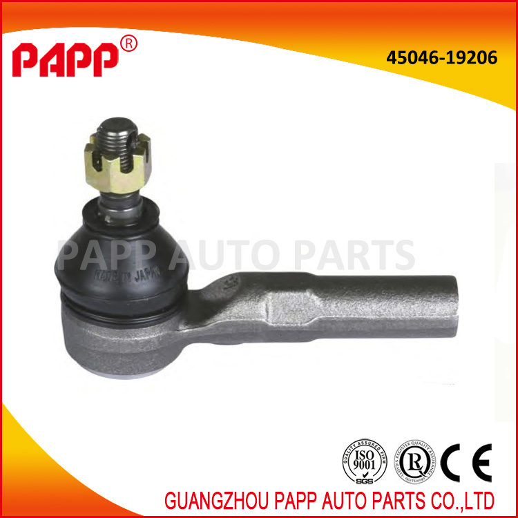 High Quality Rack 555 Tie Rod End for Toyota Spare Parts 45046-19206