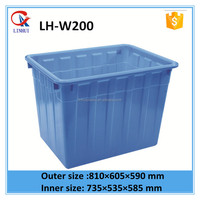 200L Plastic packaging box high quality plastic tool box, hard plastic box