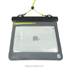 IPX8 waterproof outdoor sports case for Ipad bag for surfing drift for diving bag