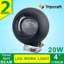 ON sale 20W LED WORK LIGHTS portable Led Work Light mitsubishi pajero accessories