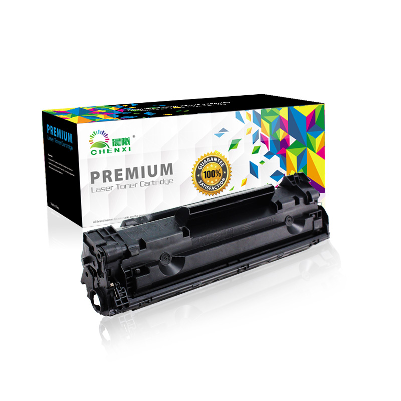 laser printer china premium toner cartridge for hp 85a from Ailbaba golden supplier