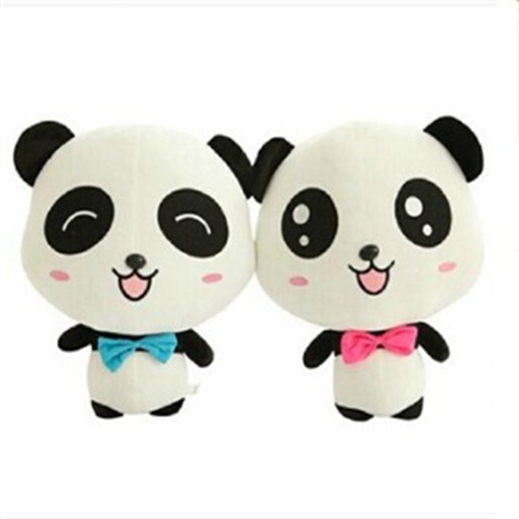 lovely panda recording toys lavender doll large adorable stuffed animals