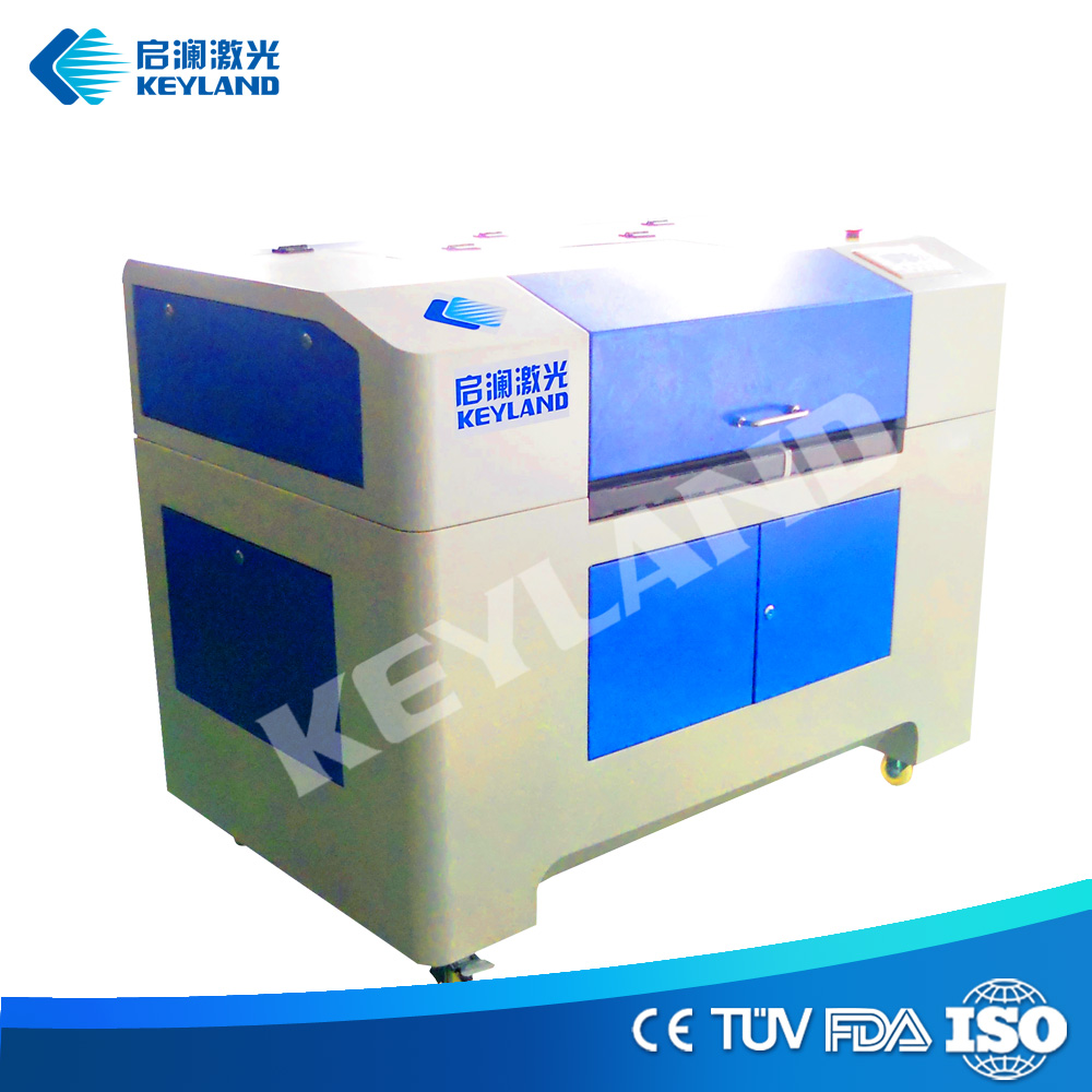 CCD Camera Co2 Laser Label Die Cutting Machine with Vision System