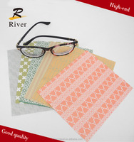 China Manufacture microfiber glasses lens cleaning cloth
