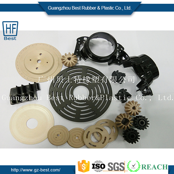 thermostability engineering peek small plastic injection molding parts