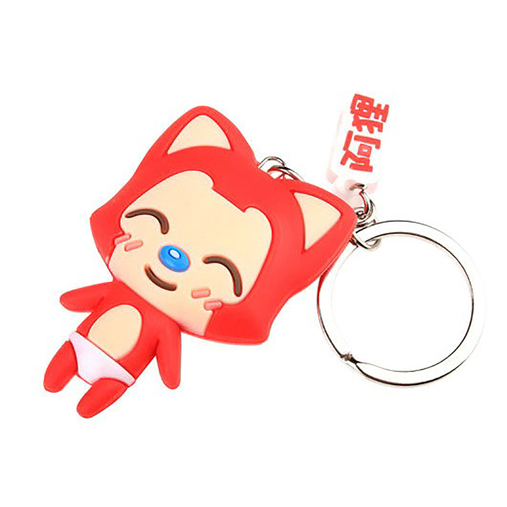 customize embossed motorcycle football custom 2d 3d rubber soft pvc keychain