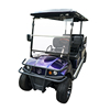 Fashionable 4 Seater Elektricni Vozicek Za Golf One Person Golf Cart