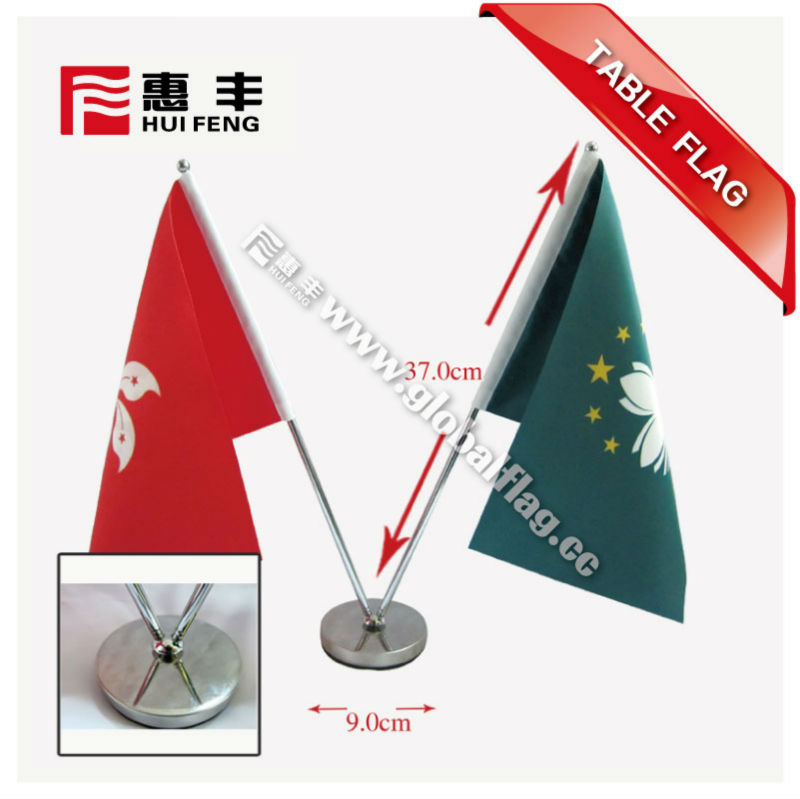 Portable Table&Stand Flag And Telescopic Flag Pole