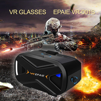 hot selling block harmful blue light head-mounted virtual reality 3d glasses vr box cinema