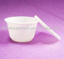 150ml white color PP plastic food container