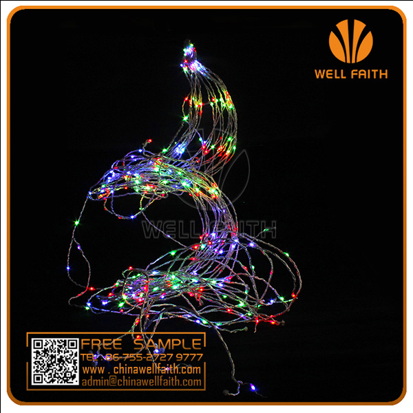 Tree Branch Electronic Multi Color LED Fairy Decorative Light