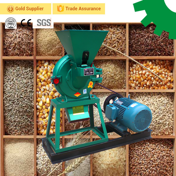 making oat flour Factory Price portable small wheat seed grinder machine
