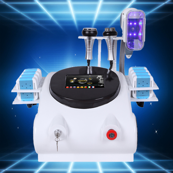 The most effective vela slim & cryotherapy belly fat freezing & laser machine for cellulite
