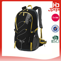 Bright coloured 2016 design frame questa hiking air ventilation backpack