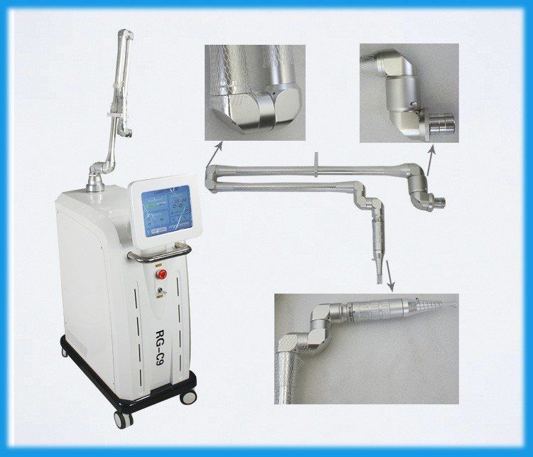 big laser Q Switch ND YAG Laser Tattoo Removal Machine