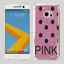 Guangzhou custom print design gel resin cover case for htc one m7