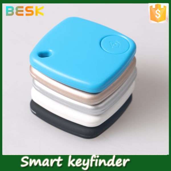 Bluetooth Lost Item Locator anti-lost alarm whistle bluetooth wireless remote key finder with gps tracker