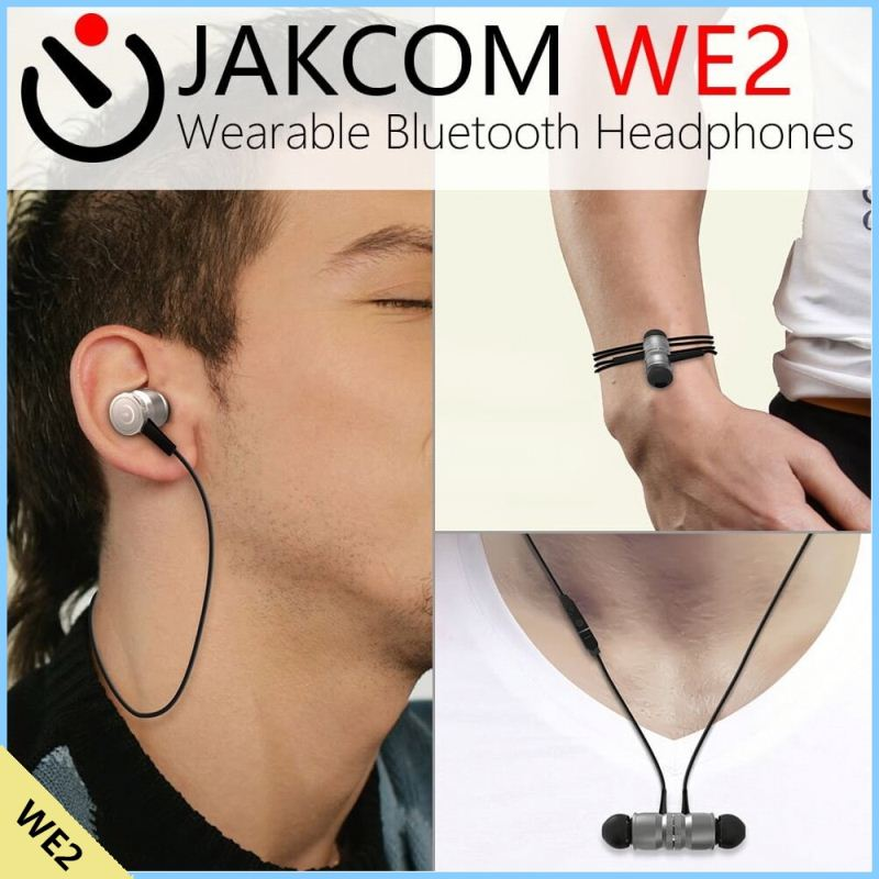 Jakcom We2 Wearable Bluetooth Headphones 2017 New Product Of Earphone Accessories As Toyota Prado 2017 Eads Tph700 Earpads