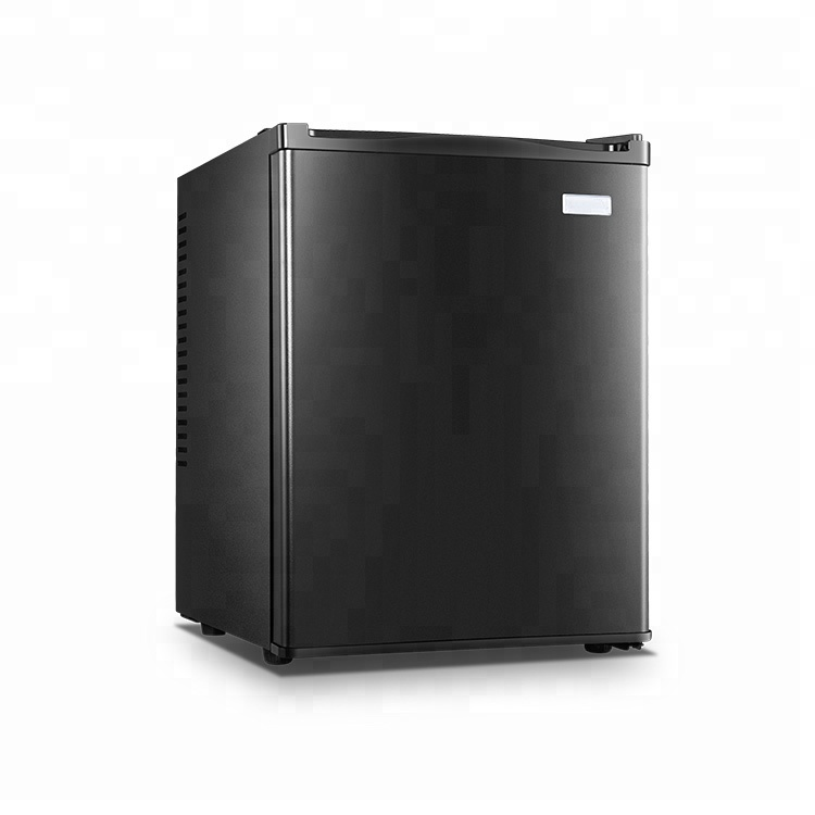 BCH-40B Custom 40L Auto Hotel Thermoelectric No Noise Mini Bar <strong>Refrigerator</strong> With Lock
