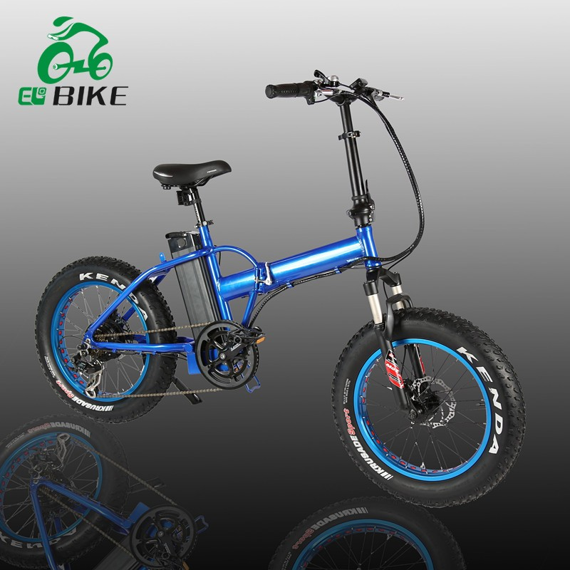 "20"" Foldable Fat bike 350w 20 inch electric bicycle motor kit"