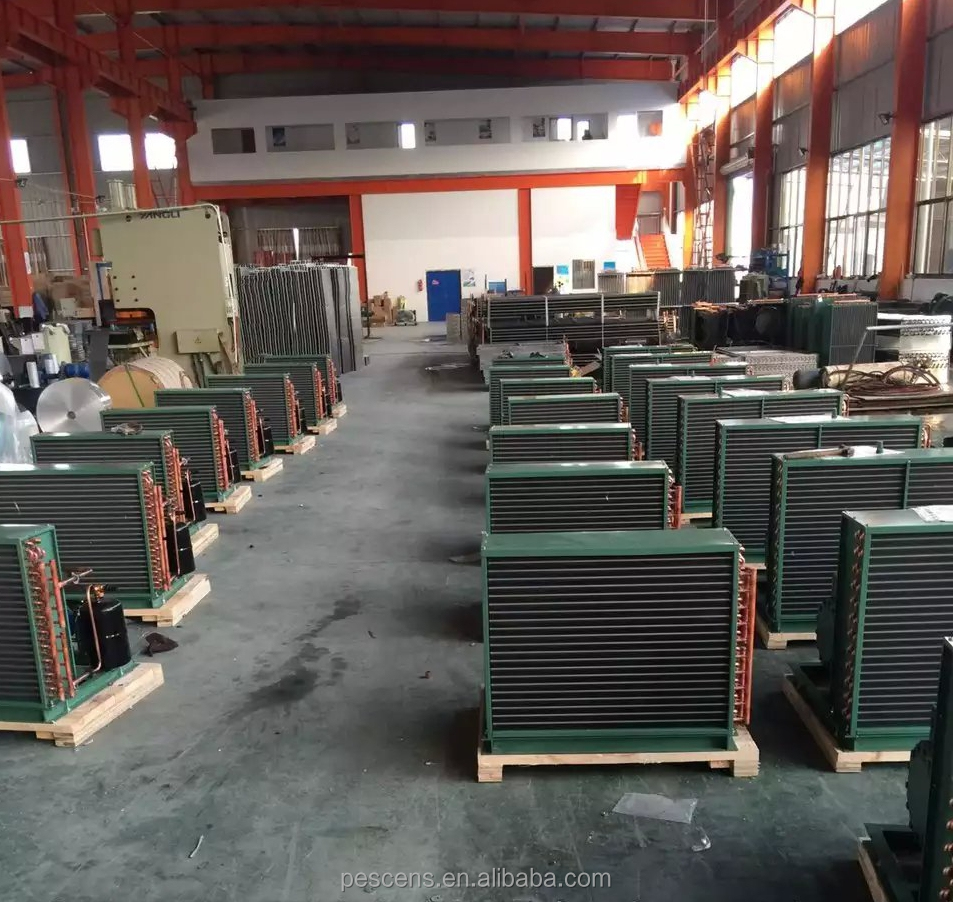 bitzer Semi-hermetic Condensing unit ,air cooled condening unit ,industrial bitzer copeland fish frozen cold room compressor