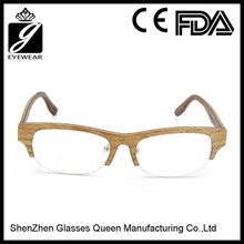 Classical style fit all face shape high end eyeglass frames